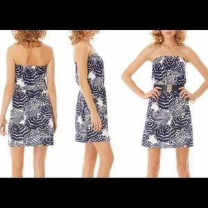 Atwood dress in Oh Cabana Boy